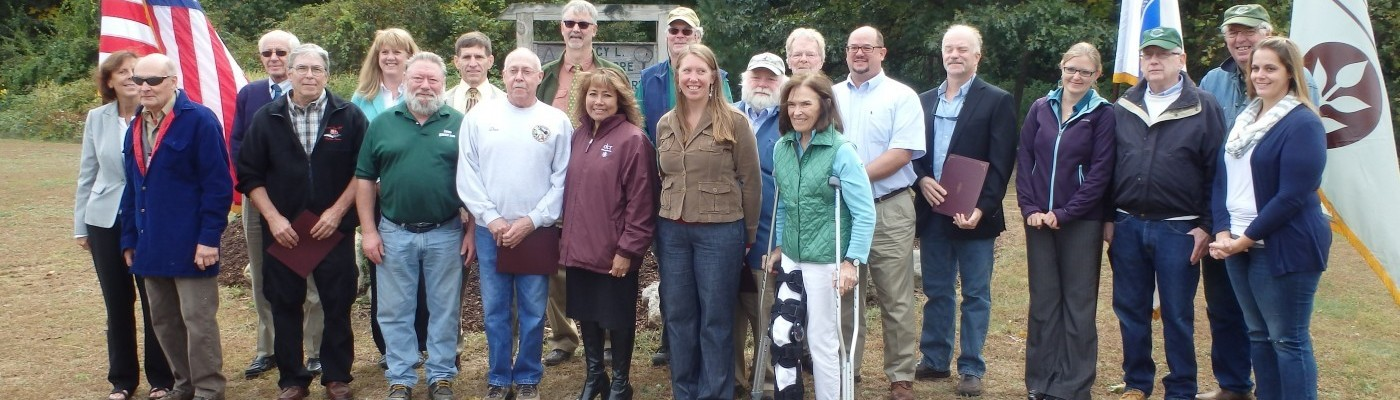 Conservation Works Helps Secure $50K Recreational Trails Grant Award